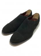 REGAL(リーガル)の古着「サイドエラスティックシューズ」 ブラック
