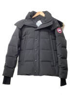 CANADA GOOSE(カナダグース)の古着「ダウンジャケット」 ブラック