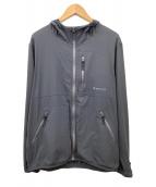 ()の古着「ナイロンジャケット」|グレー