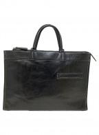 土屋鞄(ツチヤカバン)の古着「ビジネスバッグ」|ブラック