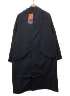DESCENTE(デサント)の古着「コート」|ブラック