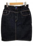 CUNE(キューン)の古着「デニムスカート」 インディゴ