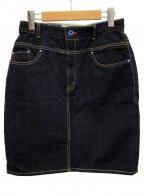 CUNE(キューン)の古着「デニムスカート」|インディゴ