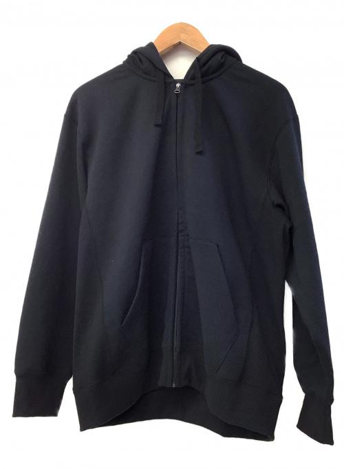 THE NORTH FACE(ザ ノース フェイス)THE NORTH FACE (ザノースフェイス) ジップパーカー ブラック サイズ:Mの古着・服飾アイテム