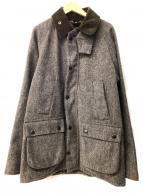 Barbour(バブアー)の古着「ツイードコート」|グレー