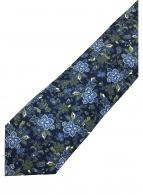 BORRELLI(ボレッリ)の古着「ネクタイ」|ネイビー×グリーン