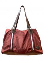 Orobianco(オロビアンコ)の古着「トートバッグ」|レッド