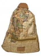 PRIMA CLASSE(プリマクラッセ)の古着「ワンショルダーバッグ」 ブラウン
