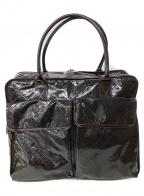 GHERARDINI(ゲラルディーニ)の古着「ハンドバッグ」 ブラック