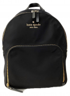 Kate Spade(ケイトスペード)の古着「ナイロンミニリュック」|ブラック