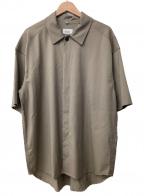 lownn(ローン)の古着「オーバーサイズシャツ」|ベージュ