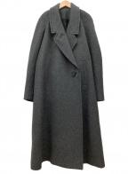 LEMAIRE(ルメール)の古着「ウールコート」 グレー
