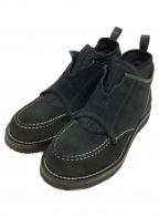 suicoke(スイコック)の古着「ブーツ」|ブラック