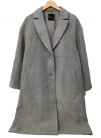ROSSO(ロッソ)の古着「チェスターコート」|グレー