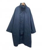 mfpen(エムエフペン)の古着「ジョンストンジャケット」|ネイビー