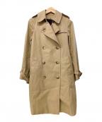 UNITED ARROWS(ユナイテッドアローズ)の古着「トレンチコート」|ブラウン