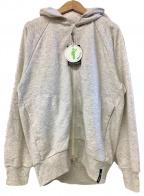 HELLY HANSEN(ヘリーハンセン)の古着「ジップパーカー」|ホワイト