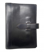 GANZO(ガンゾ)の古着「手帳カバー」 ブラック