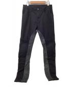 ()の古着「メンズコットンパンツ」 ブラック