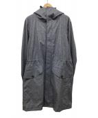 ()の古着「レインコート」|グレー