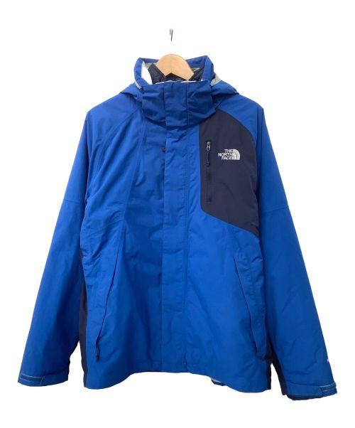 THE NORTH FACE(ザ ノース フェイス)THE NORTH FACE (ザ ノース フェイス) カルトトリクライメイトジャケット ブルー サイズ:Mの古着・服飾アイテム