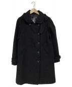 URBAN RESEARCH DOORS(アーバンリサーチドアーズ)の古着「ロングコート」|ブラック