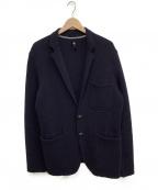 s'yte(サイト)の古着「ウールテーラードジャケット」 ネイビー