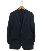 BURBERRY BLACK LABEL(バーバリーブラックレーベル)の古着「テーラードジャケット」|ネイビー