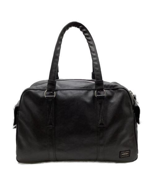 PORTER(ポーター)PORTER (ポーター) BOSTON BAG ブラック FREE STYLE 707-07171の古着・服飾アイテム