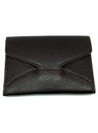 土屋鞄(ツチヤカバン)の古着「カードケース」|パープル