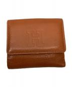 HIROFU(ヒロフ)の古着「2つ折り財布」|ブラウン