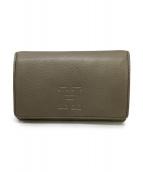 HIROFU(ヒロフ)の古着「2つ折り財布」|グレー