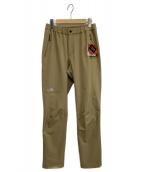 THE NORTH FACE(ザノースフェイス)の古着「Alpine Light pants」|ベージュ