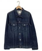 BLUE WORK(ブルーワーク)の古着「デニムジャケット」