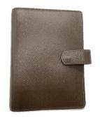 LOUIS VUITTON(ルイヴィトン)の古着「アジェンダPM(手帳カバー)」|ブラウン