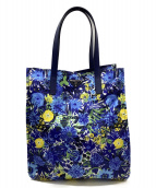 PRADA(プラダ)の古着「ナイロントートバッグ」|ブルー