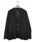 DIESEL(ディーゼル)の古着「テーラードジャケット」|ブラック