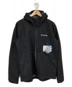 Columbia(コロンビア)の古着「Light Crest Jacket」|ブラック