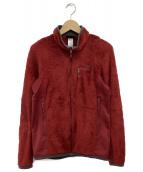 Patagonia(パタゴニア)の古着「R3フリースジャケット」|レッド