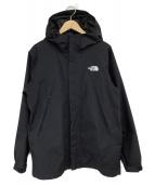 THE NORTH FACE(ザノースフェイス)の古着「Scoop Jacket」|ブラック