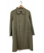 Burberrys(バーバリーズ)の古着「コート」|オリーブ