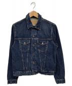 RRL(ダブルアールエル)の古着「デニムジャケット」|インディゴ