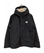 HELLY HANSEN(ヘリーハンセン)の古着「スカンザライトジャケット」|ブラック