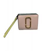 MARC JACOBS(マークジェイコブス)の古着「2つ折り財布」|マルチカラー