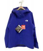 ()の古着「アイアンマスクジャケット」|ブルー