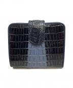 RODANIA(ロダニア)の古着「2つ折り財布」|ネイビー