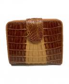 RODANIA(ロダニア)の古着「2つ折り財布」|ブラウン