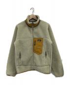 Patagonia(パタゴニア)の古着「メンズ・クラシック・レトロX・ジャケット」 ベージュ