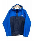 ()の古着「ドットショットジャケット」|ブルー×ネイビー