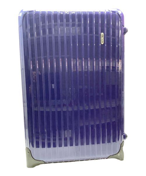 RIMOWA(リモワ)RIMOWA (リモワ) スーツケース ブルーの古着・服飾アイテム